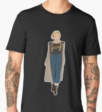 13th Doctor New Costume - Doctor Who 2018 Men's Premium T-Shirt
