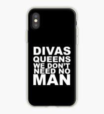 DIVAS QUEENS iPhone Case