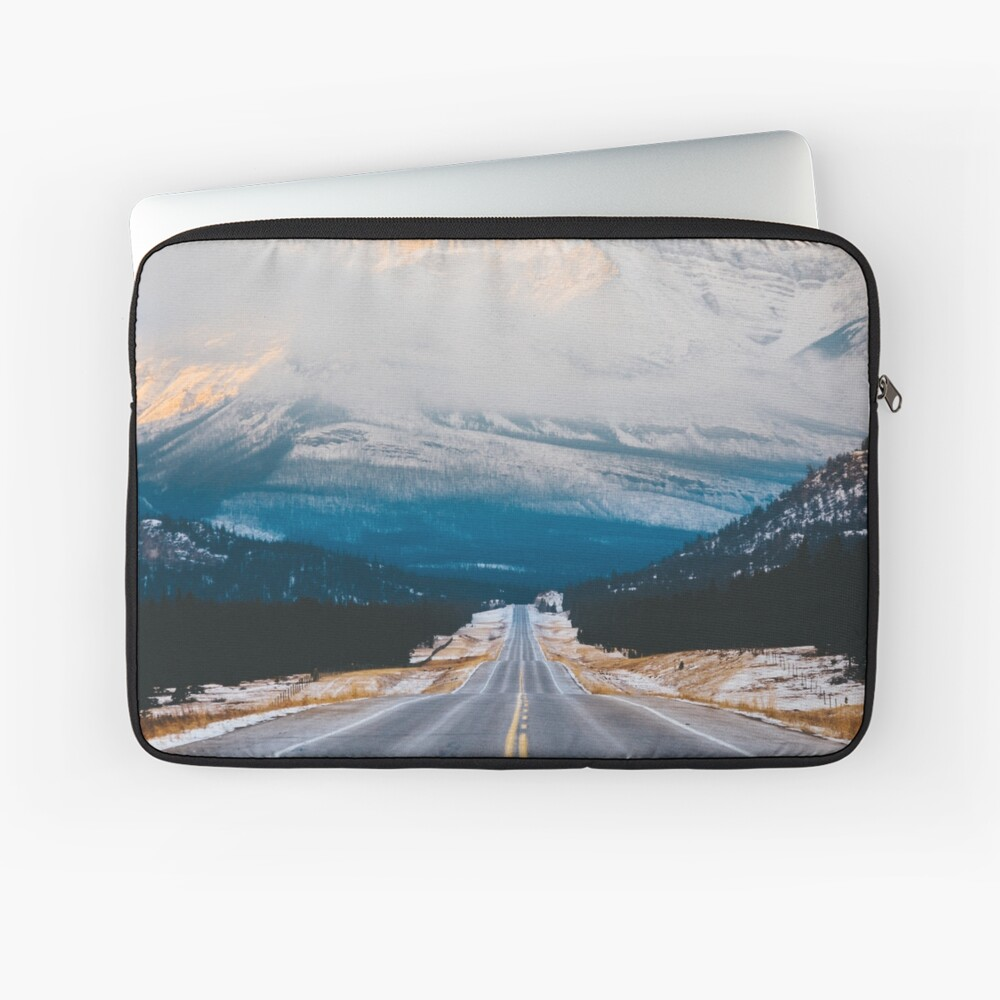 On the Road Laptop Sleeve