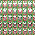 Hoffe, deine Ferien sind ein Hoot! von Jacqueline Hurd