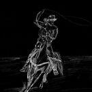 Cowboy Roping by Packrat