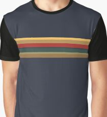 13th Doctor Rainbow Top Graphic T-Shirt