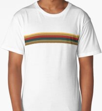 13th Doctor Rainbow Top Long T-Shirt