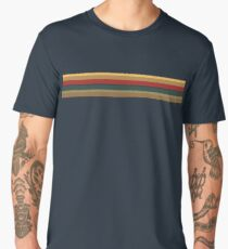 13th Doctor Rainbow Top Men's Premium T-Shirt