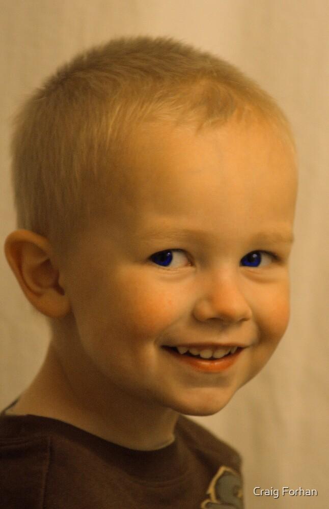 Mr. Blue Eyes by Craig Forhan
