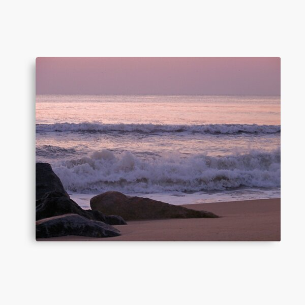 Ocean City 19 Canvas Print