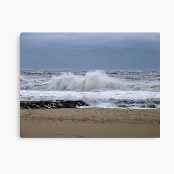 Ocean City 24 Canvas Print