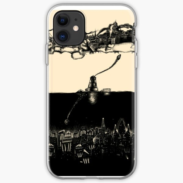 A Tale of Infinite Cities (Landscape) iPhone Soft Case
