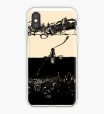 A Tale of Infinite Cities (Landscape) iPhone Case