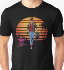 Kung Fury Vize Slim Fit T-Shirt