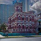Past & Present in Habana Vedado by Yukondick