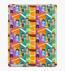 Die Freunde iPad-Hülle & Klebefolie