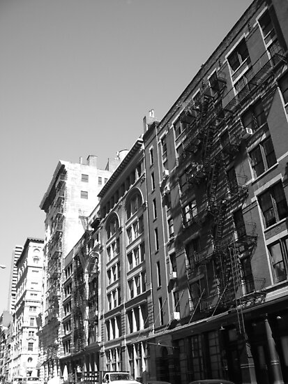 Escape From Old New York  by Mish01