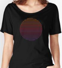 Linear Light Women's Relaxed Fit T-Shirt