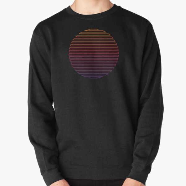 Linear Light Pullover Sweatshirt