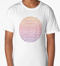 Linear Light Long T-Shirt