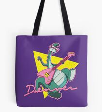 The Last Dinosaur Tote Bag