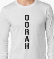 Oorah Long Sleeve T-Shirt