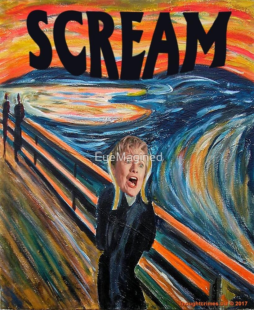 Scream by EyeMagined