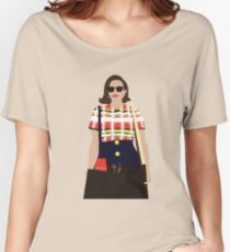 Peggy Olson Mad Men Women's Relaxed Fit T-Shirt