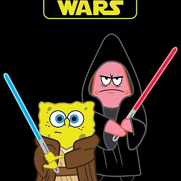 Sponge Wars by pvdesign