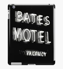 BATES MOTEL VACANCY iPad Case/Skin