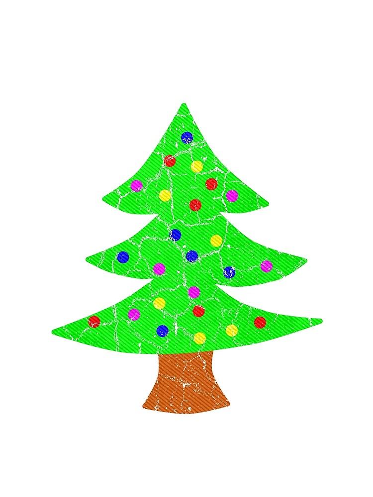 Christmas Holiday Tree by joehx