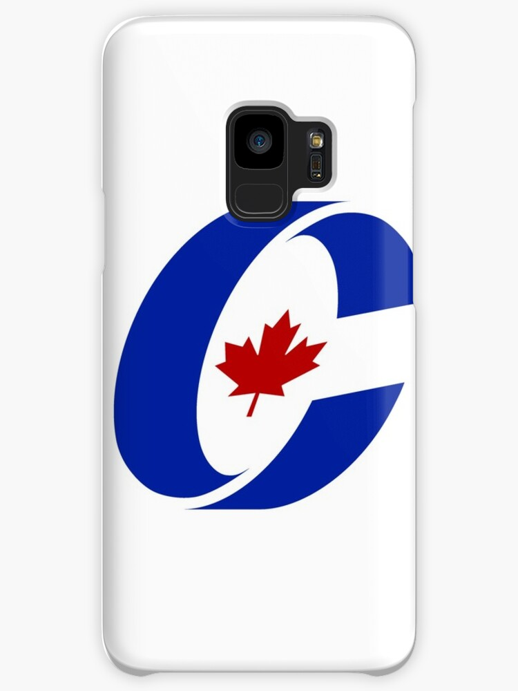 Conservative Party Of Canada Logo Cases Skins For Samsung Galaxy