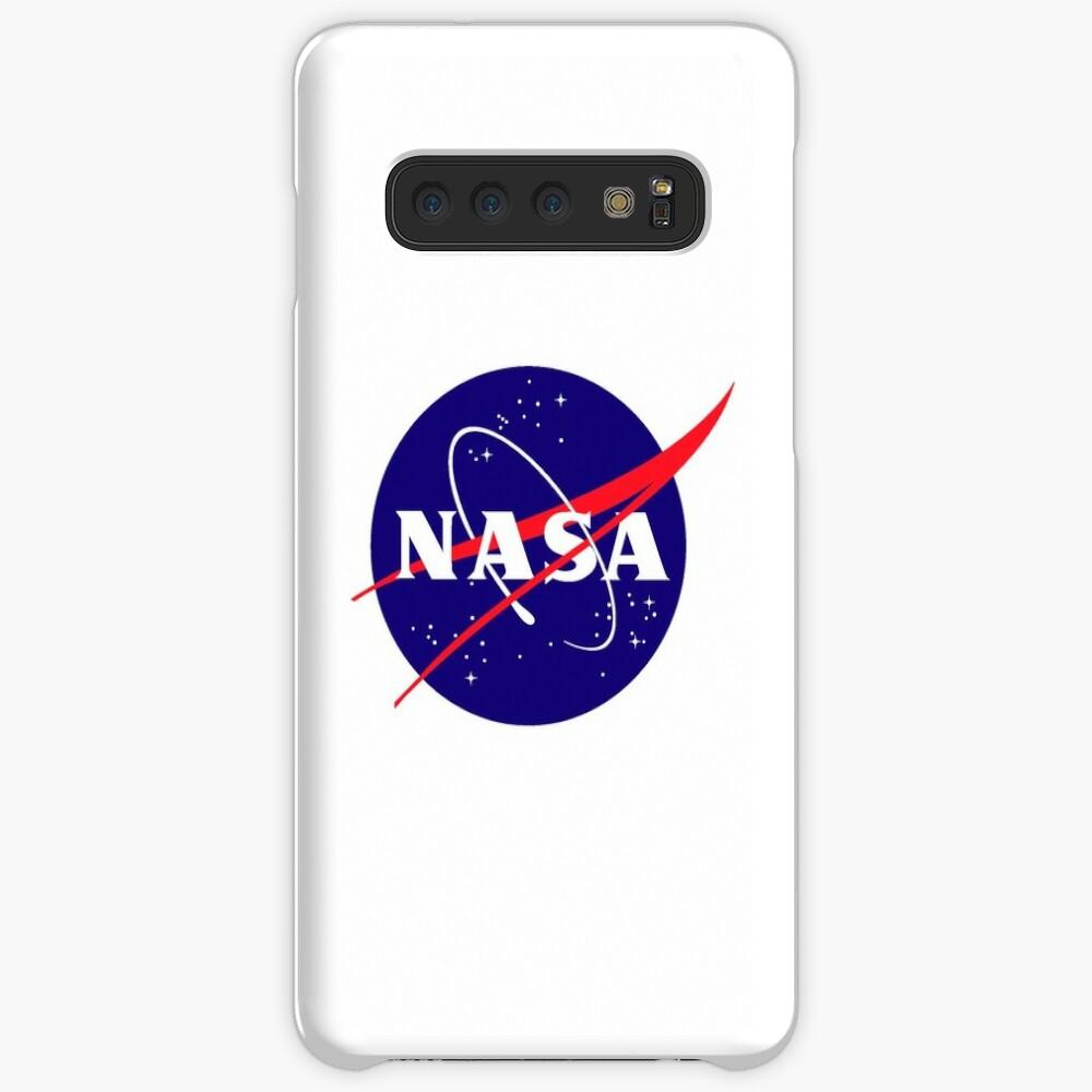 Official NASA (meatball) Logo Case & Skin for Samsung Galaxy