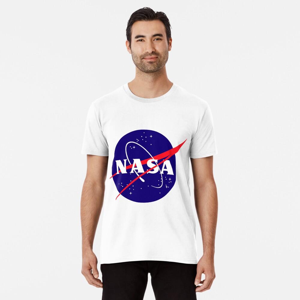 Official NASA (meatball) Logo Premium T-Shirt