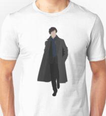 Sherlock Camiseta ajustada