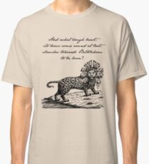 Rough Beast Slouching Update >> Rough Beast Slouches T Shirts Redbubble