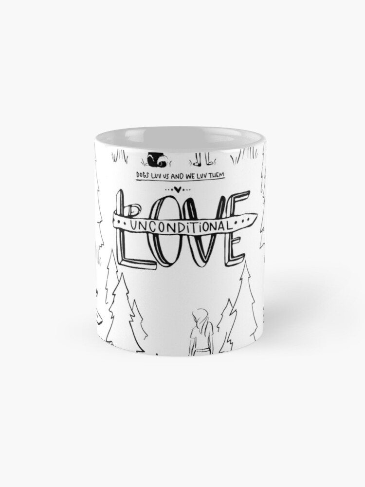 Alternate view of Dog Lovers With Style Mugs