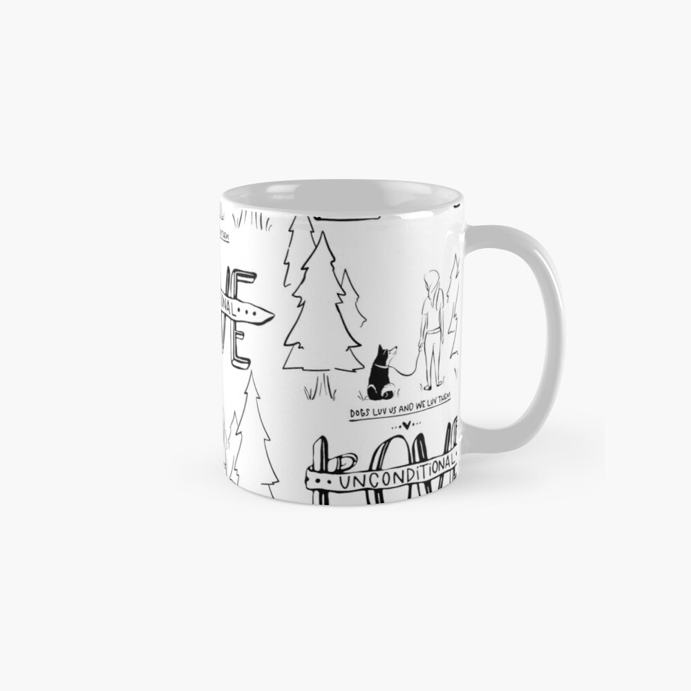 Dog Lovers With Style Mugs