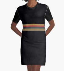The 13th Doctor Graphic T-Shirt Dress