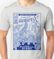 Amazing Robot X - light garments T-Shirt