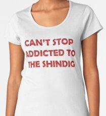 Shindig - Red Women's Premium T-Shirt