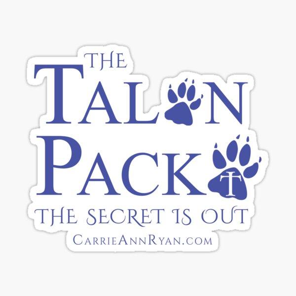 Talon Pack - The Secret is Out (LIGHT) Sticker
