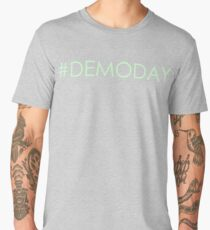 Demo Day - Hashtag Demoday House Fixer Flipper T Shirt for Men and Women Men's Premium T-Shirt