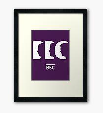 BBC Logo Framed Print