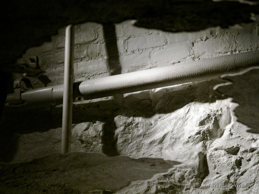 Floor Pipe by Alvin-San Whaley