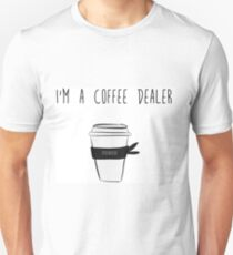 Coffe Dealer Ninja Unisex T-Shirt
