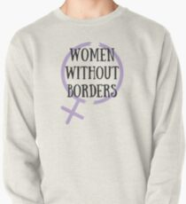 WOMEN WITHOUT BORDERS // Refugee Women's Centre Holiday Fundraiser Pullover