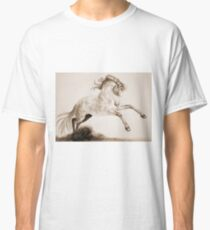"""To Dance"" Sepia Classic T-Shirt"
