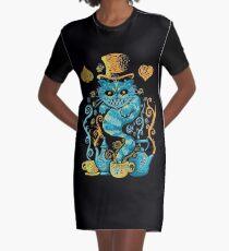 Wondercat Impressions Graphic T-Shirt Dress