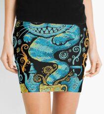 Wondercat Impressions Mini Skirt