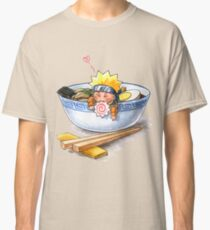 Naruto Noodles. Classic T-Shirt