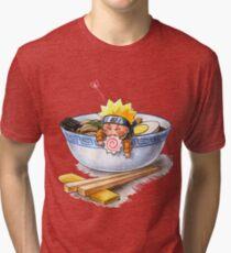 Naruto Noodles. Tri-blend T-Shirt