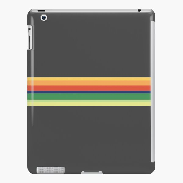 13th Doctor Who Striped Shirt iPad Snap Case