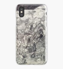 Cave to nowhere  iPhone Case/Skin